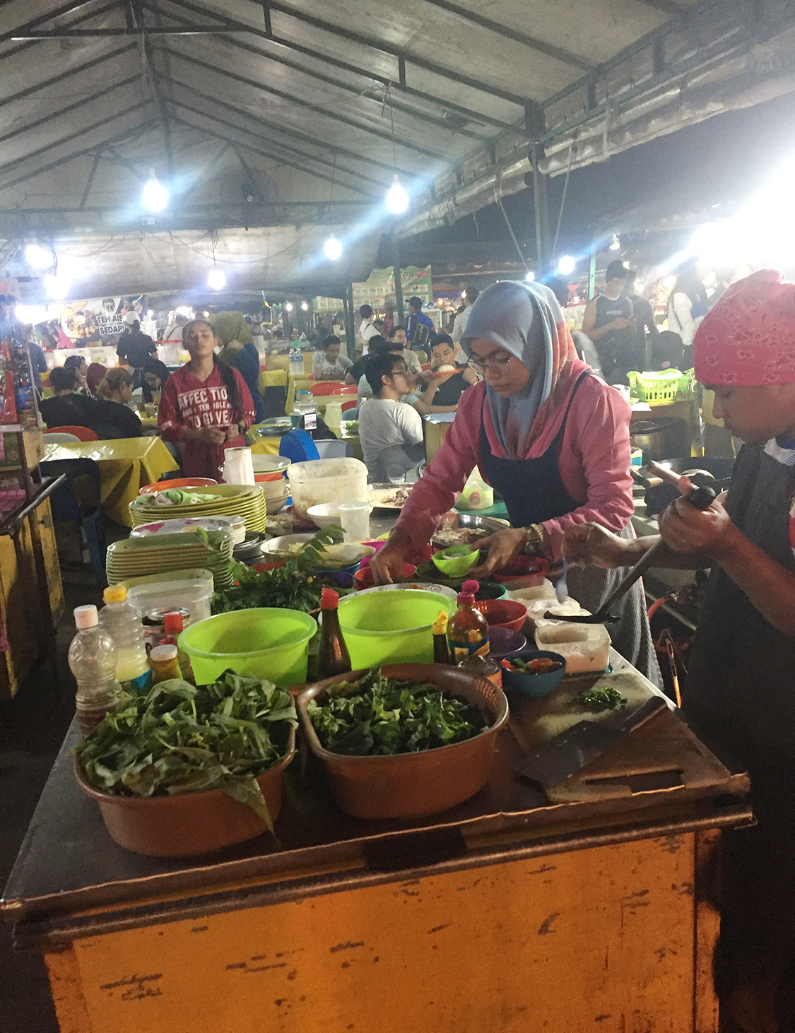 Delicious street food in Malaysia & Thailand