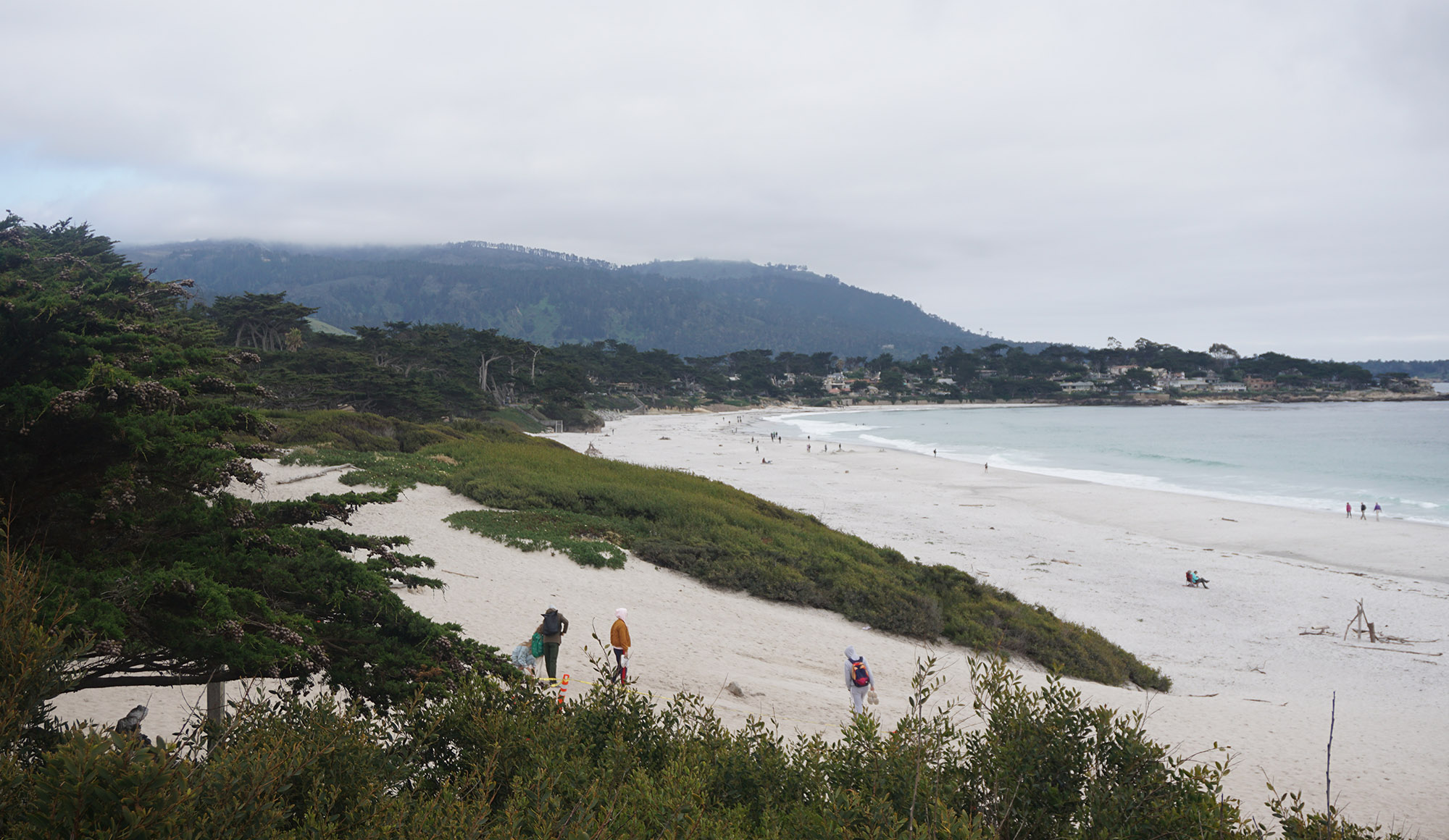 Carmel Beach, stunning in all seasons
